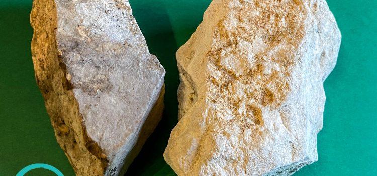 Kamienie z הר תבור