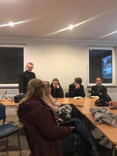 2020.01.25 - Spotkanie wolontariuszy w Pyrzycach